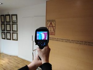 camara termografica flir E50Bx