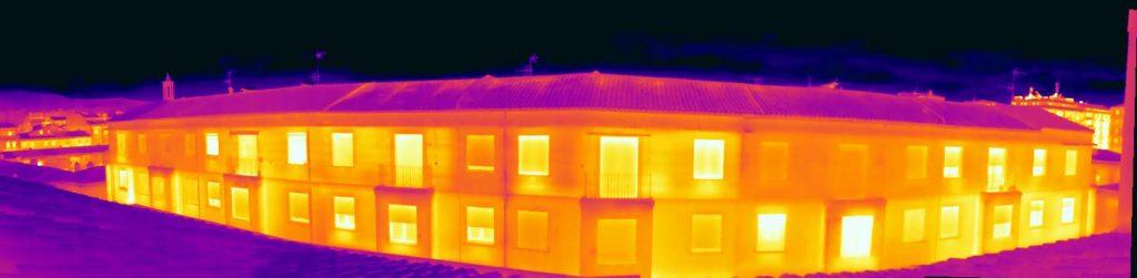 termografia panorámica