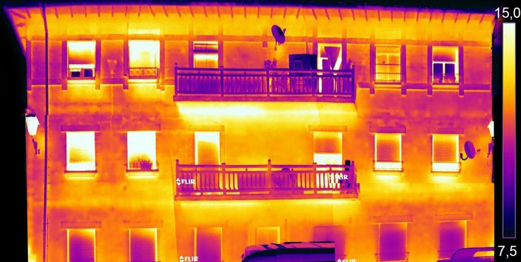 termografías arrebol chantrea